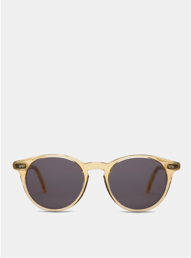 Yellow Goldlover Sunglasses