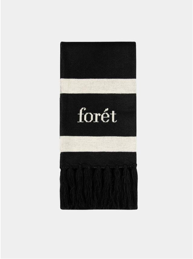 Black Frost Scarf
