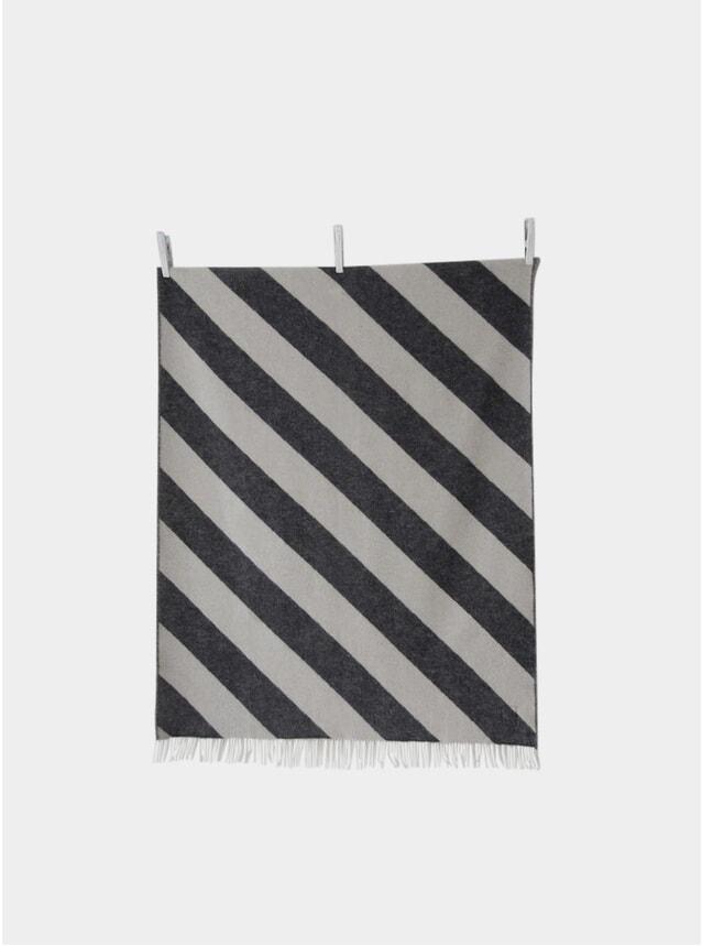 Mina New Grey Blanket