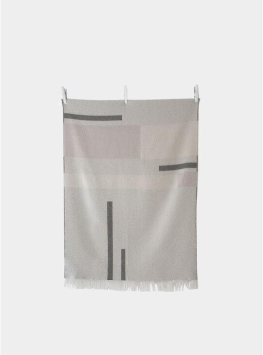Stage Grey Blanket