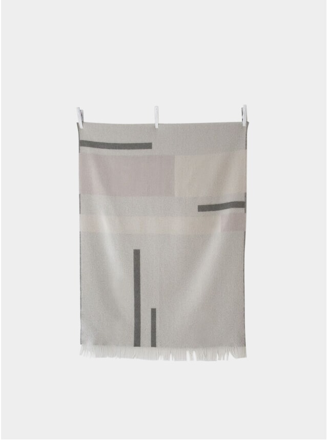 Stage Grey Blanket