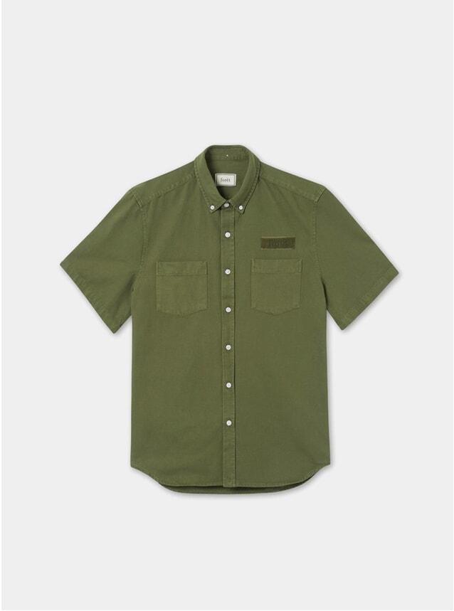 Army Canvas Cub Shirt