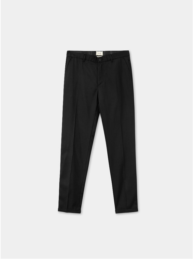 Black Pond Suit Pant