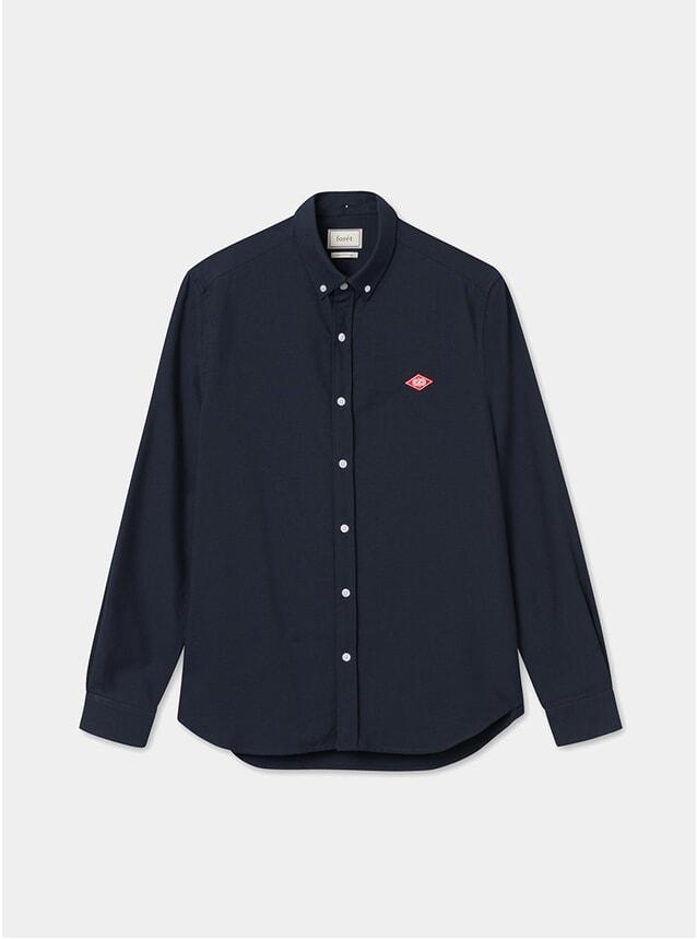 Midnight Blue Falcon Oxford Shirt