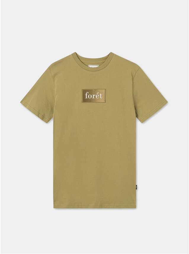 Olive Reef T Shirt