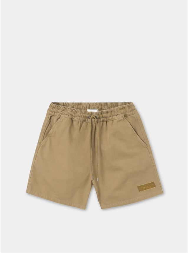 Olive Roots Shorts