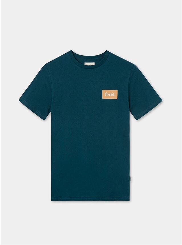 Petrol / Tran Trek T Shirt