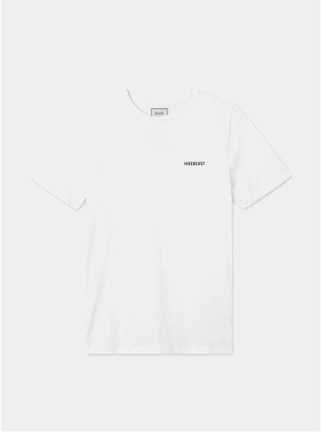 White Beast T Shirt