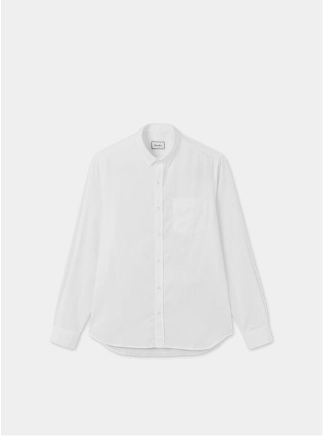 White Desert Flannel Shirt