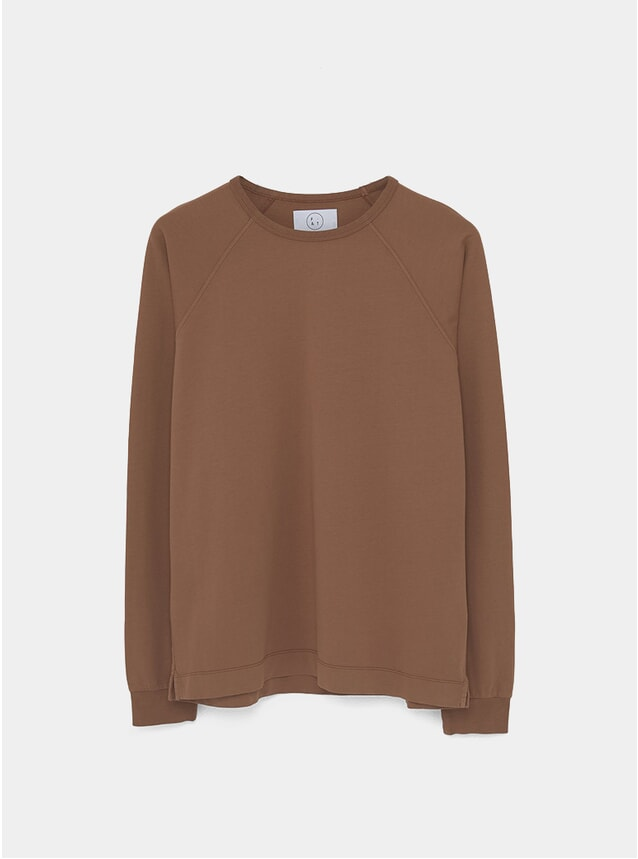 Brick Lightweight Sweatshirt