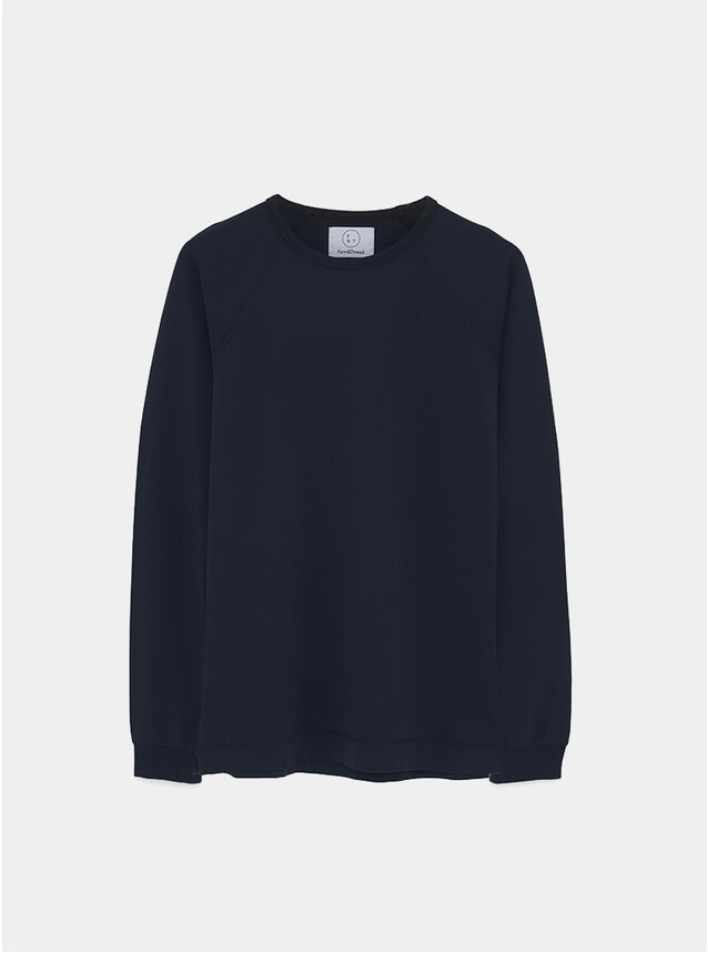 Navy Lightweight Sweatshirt