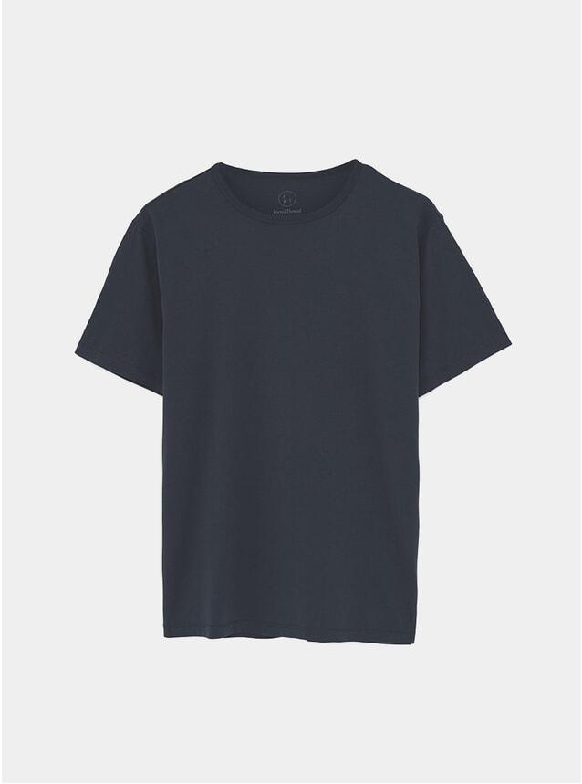 Navy Supima Essential T Shirt