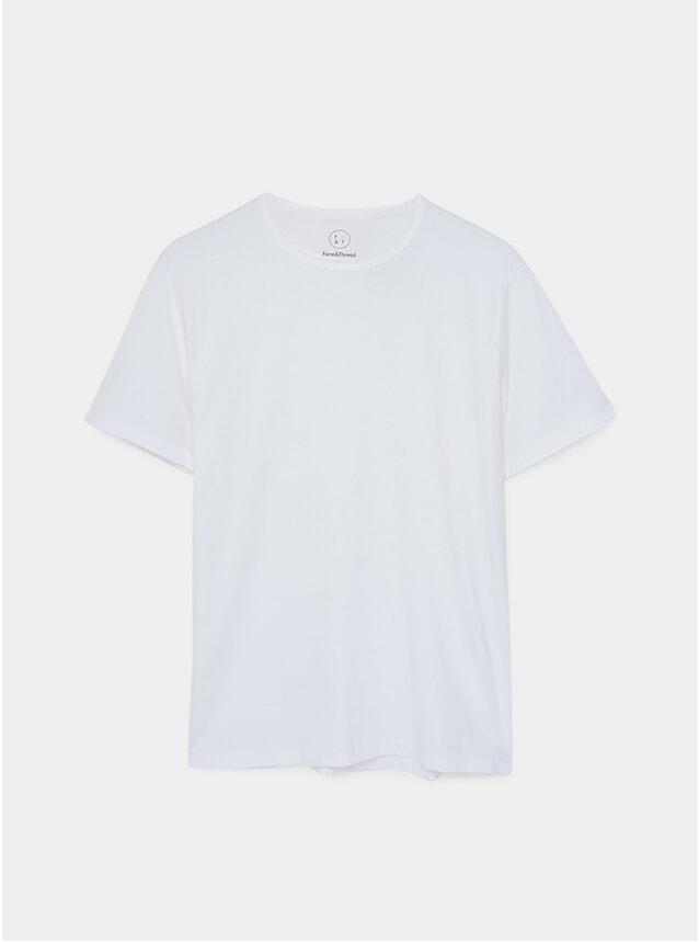 White Supima Essential T Shirt