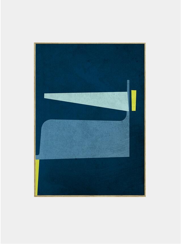Oblique No.2 Print