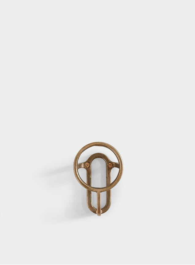 Brass Wall Hook