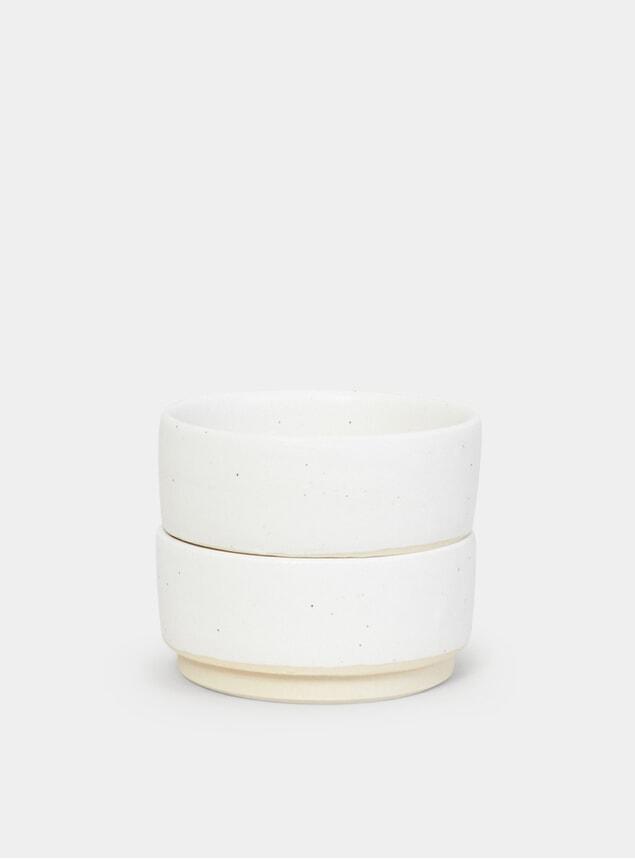 White Otto Bowl Set