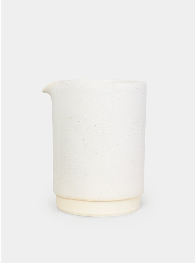 White Otto Large Jug