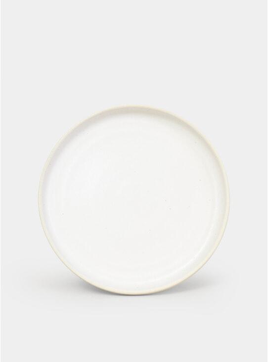 White Otto Plate Set of 2