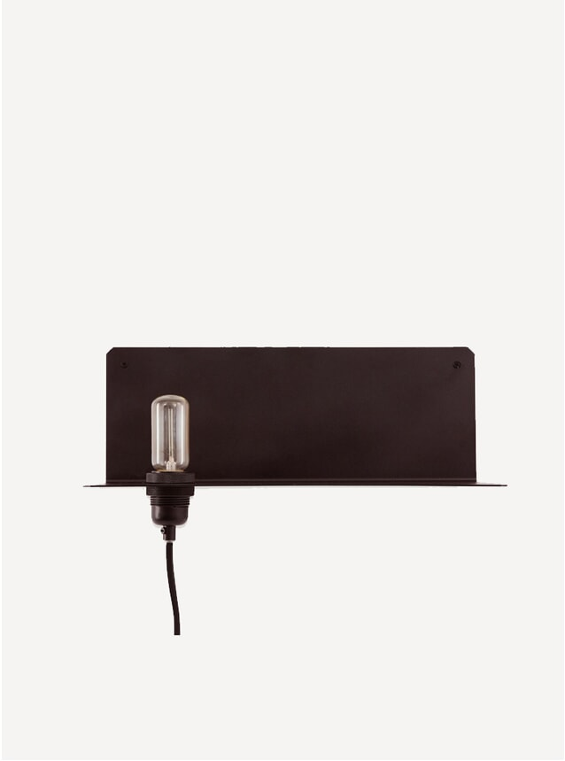 Black 90° Wall Light by Frama
