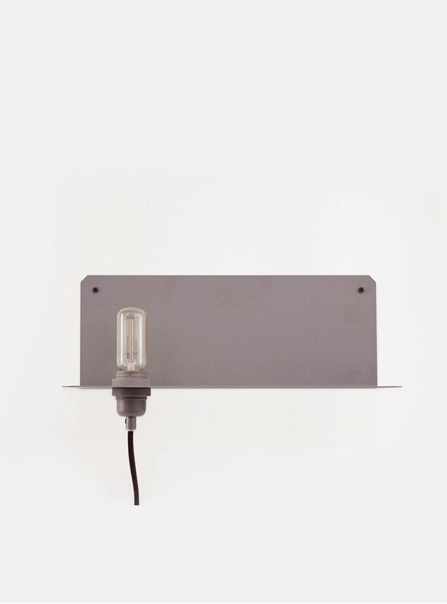 Grey 90° Wall Light by Frama