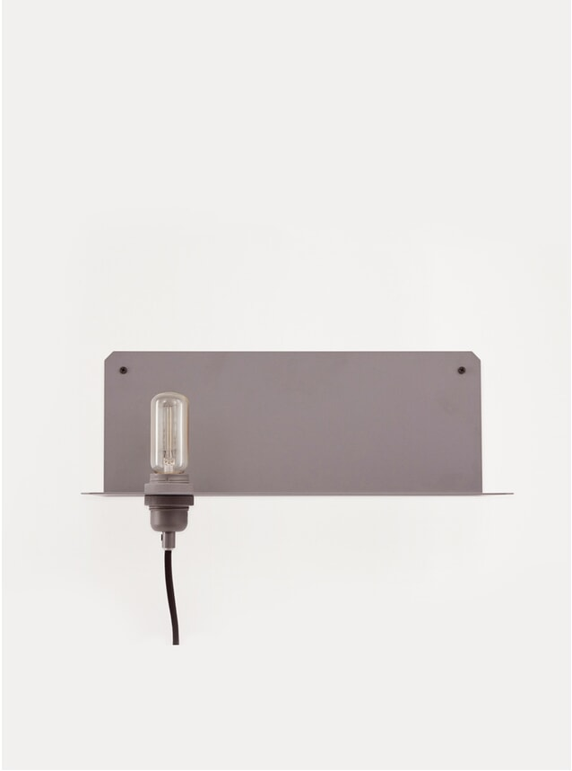 Grey 90° Wall Light by Frama