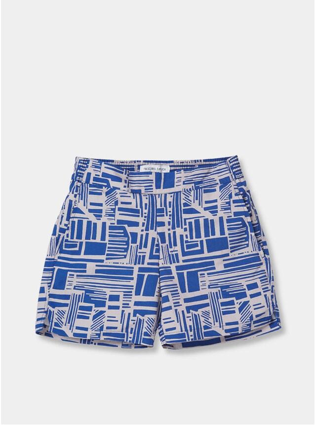 Navy / Smoke Grey Linha Classic Swim Shorts