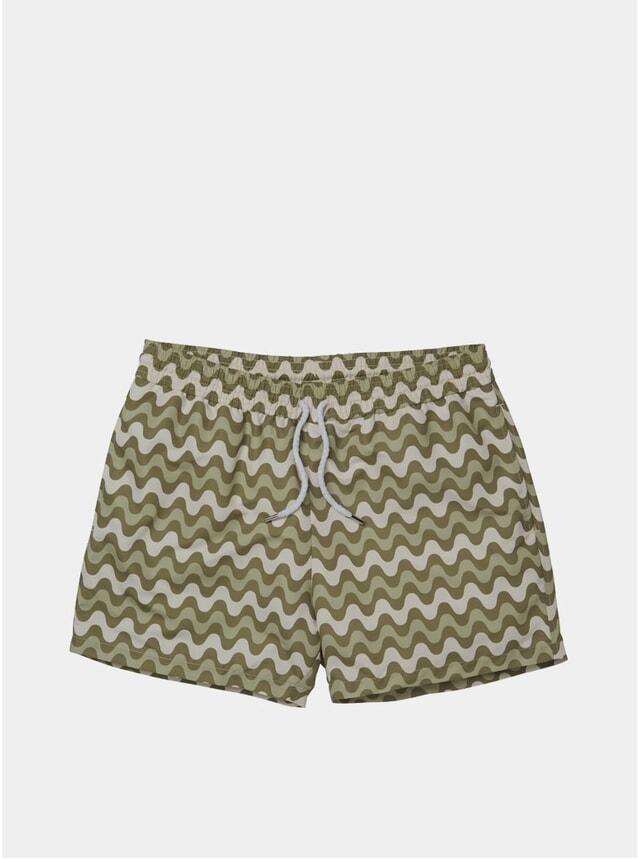 Olive / Limestone Copacabana Sport Swim Shorts