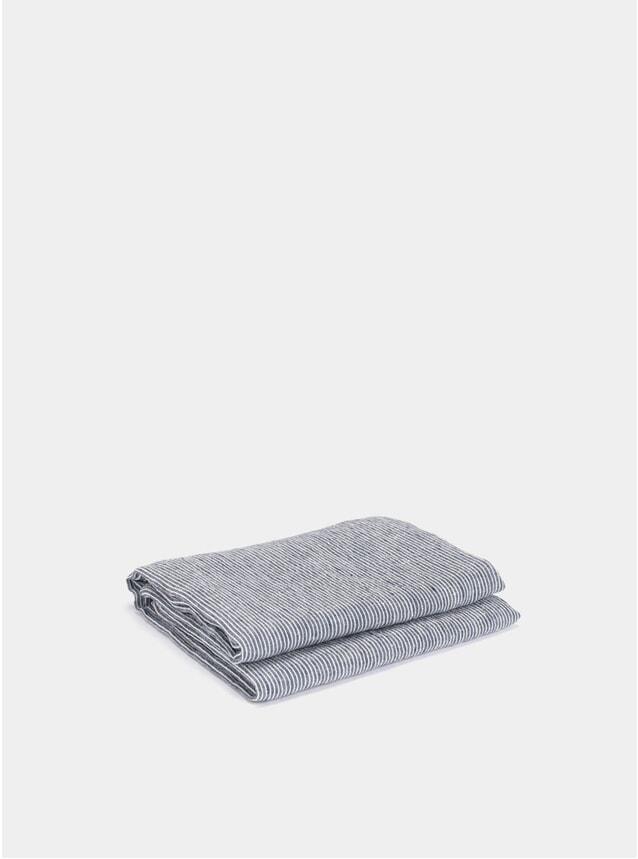 Stripe Linen Beach Towel