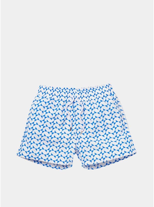 Blue Buzios Sports Swim Shorts