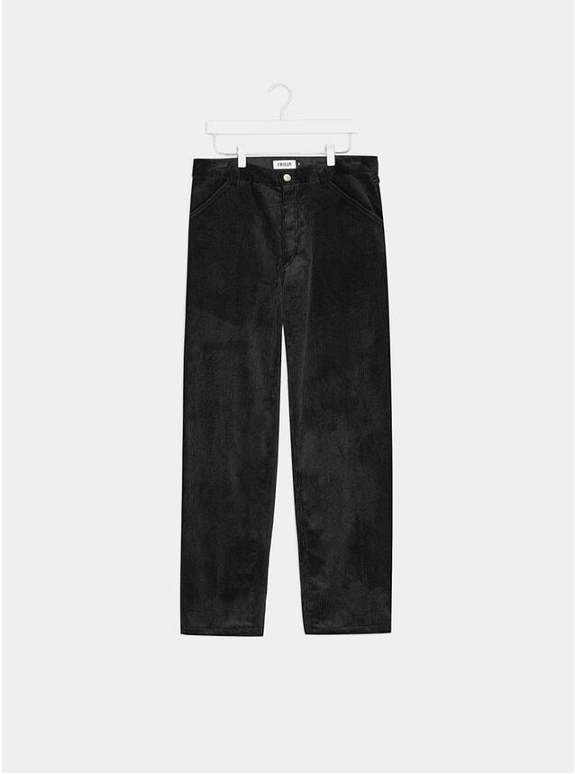 Black Cord Gabor Trousers