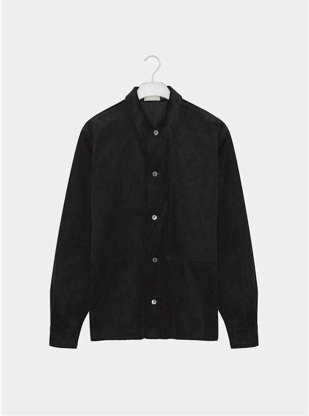 Black Cord Owe Shirt
