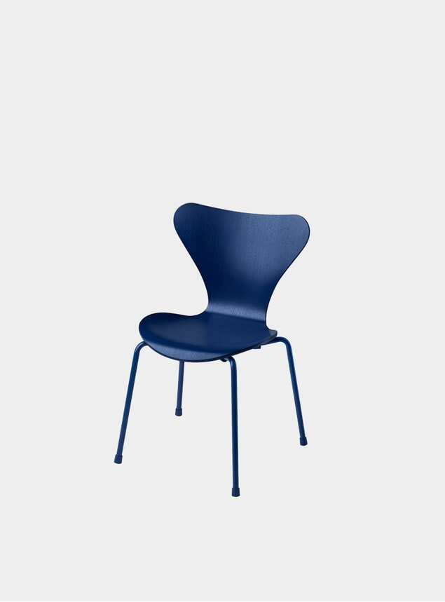Al Blue Series 7 Children's Chair