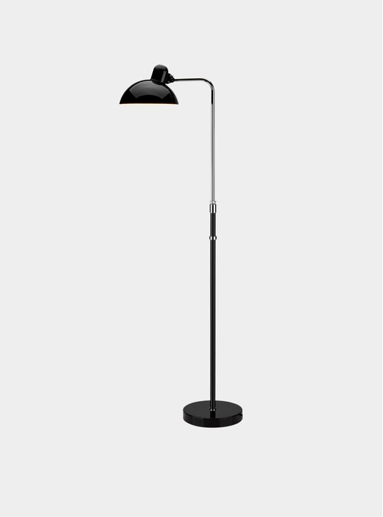 Black Kaiser Idell TM Floor Lamp