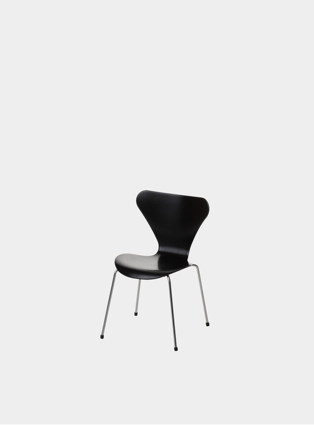 Black Miniature Series 7 Chair