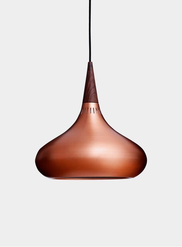 Copper Orient TM Pendant Lamp