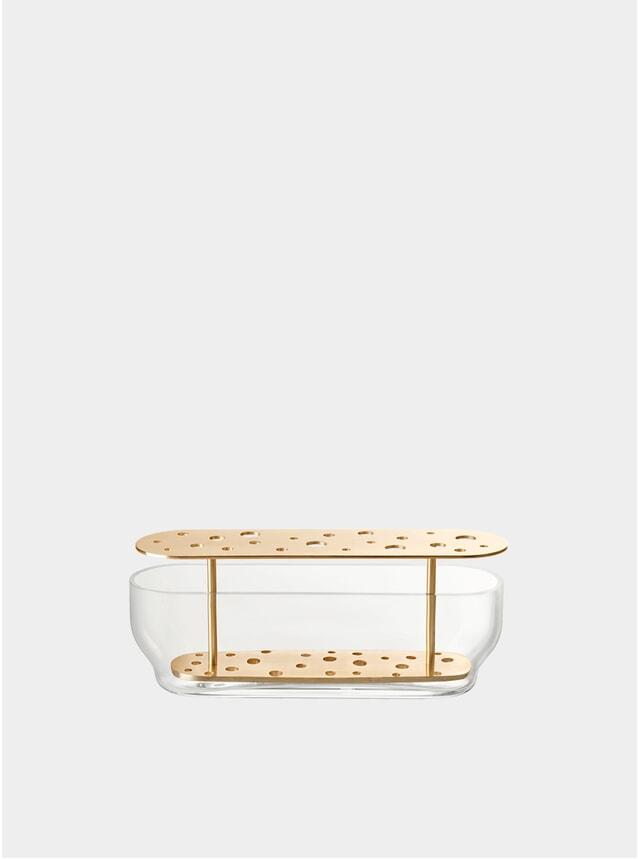 Long Ikebana Vase