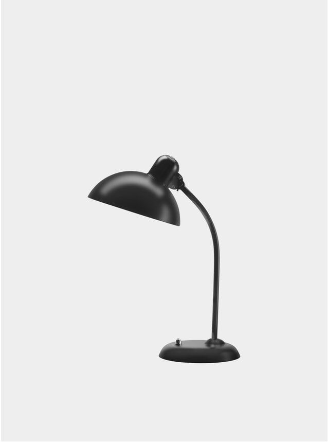 Matt Black Kaiser Idell Desk Lamp