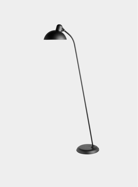 Matt Black Kaiser Idell Floor Lamp