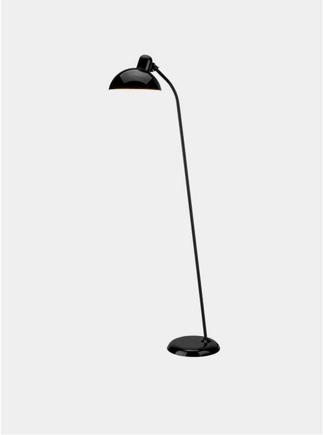 Black Kaiser Idell Floor Lamp