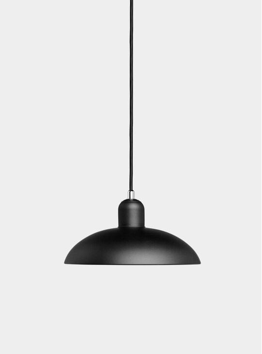 Matt Black Kaiser Idell Pendant Lamp