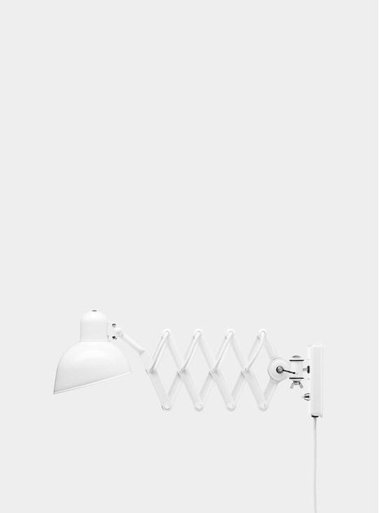 White Kaiser Idell Wall Lamp