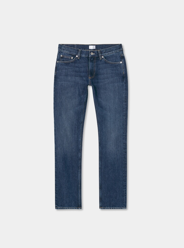 new appearance to buy buying cheap Gant Rugger Mid Wash Slim Liam Jeans | OPUMO
