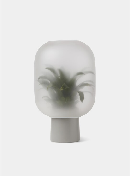 Grey Nebl Large Planter