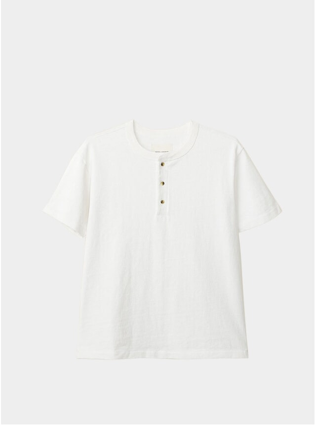 White California Helney SS Shirt