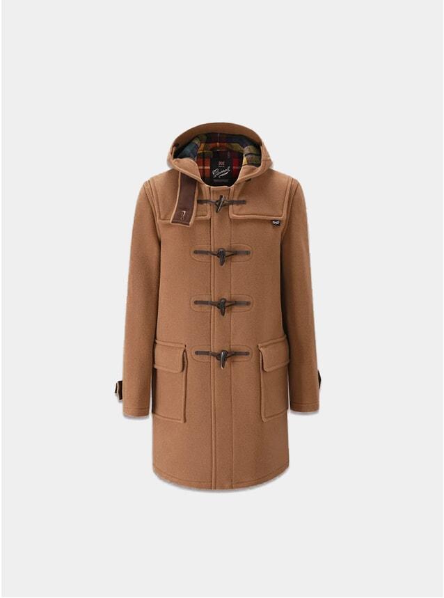 Camel Buchanan Morris Duffle Coat