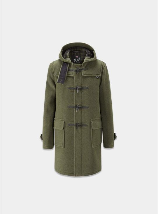 Loden Morris Duffle Coat