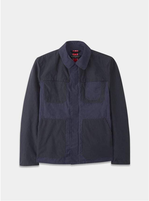 Navy Fred Field Jacket