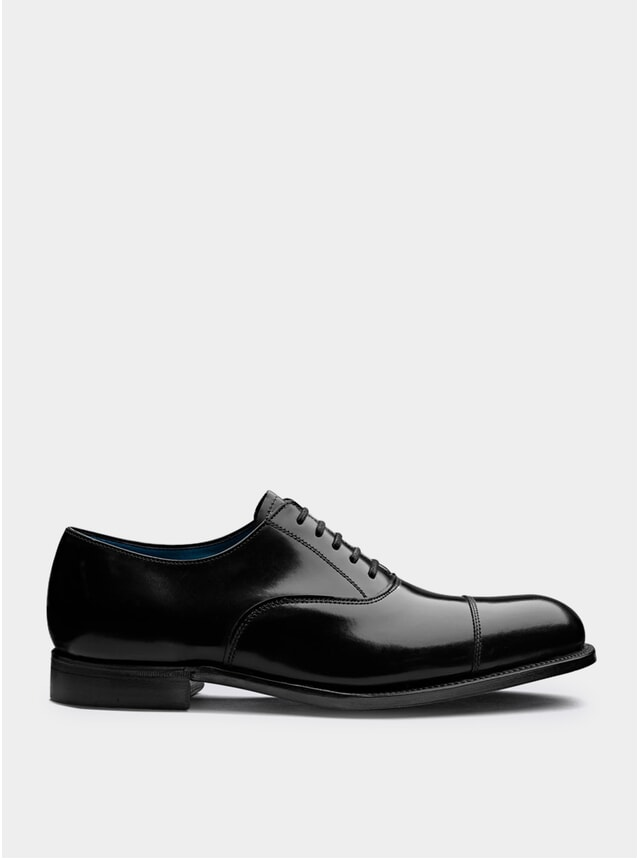 Black Gresham Shoes