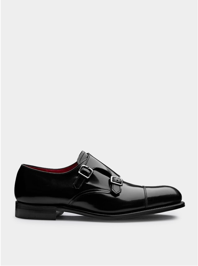 Black Hanbury Shoes