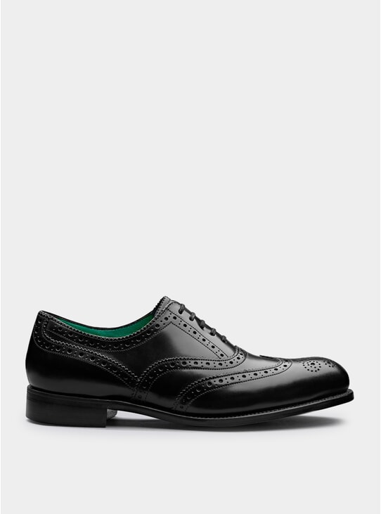 Black Harrow Shoes